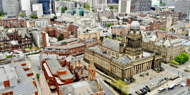 Leeds city centre